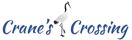 Crane's Crossing Logo