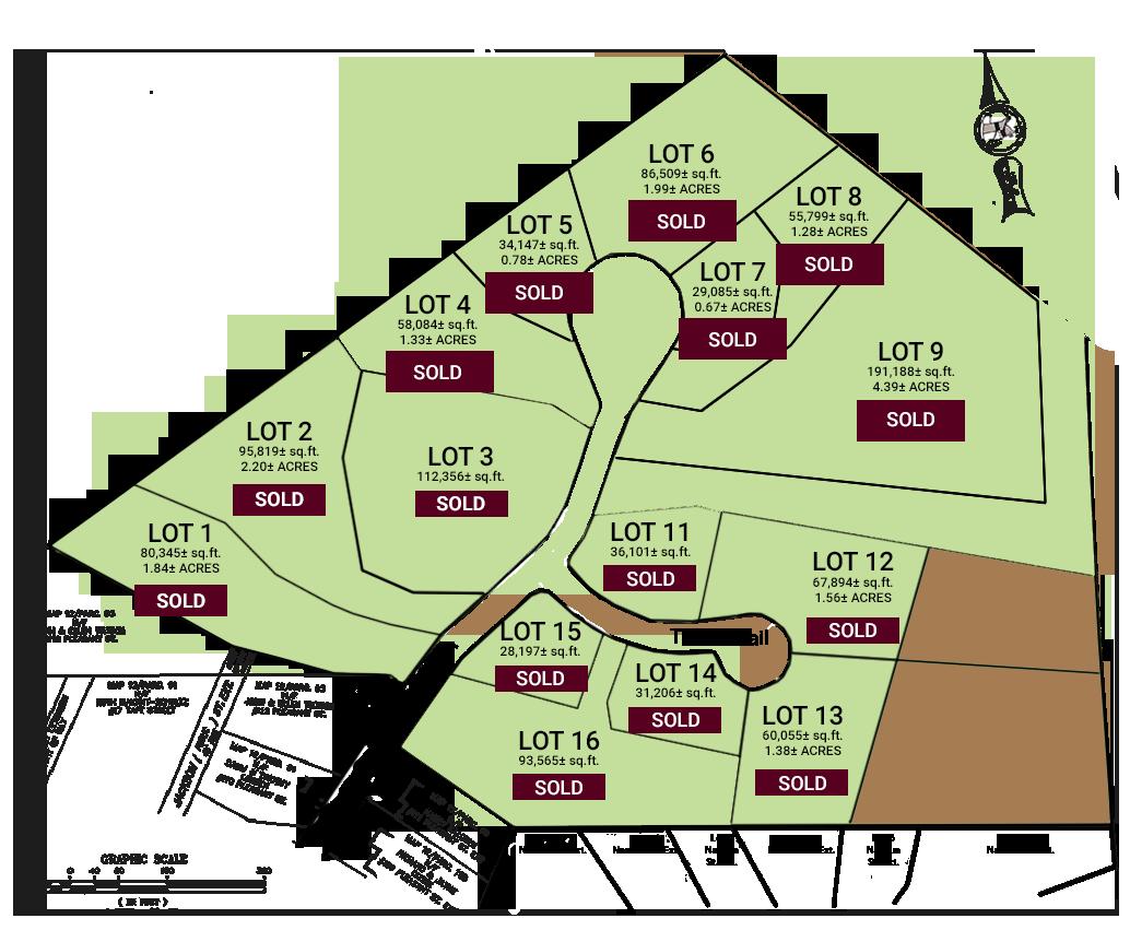 Crane's Crossing - Site Plan