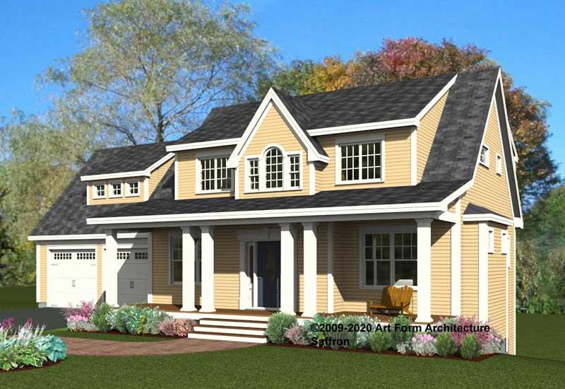 Saffron Classic Home Design